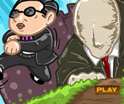 Gangnam Run Gentleman
