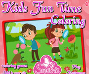 Kids Fun Time Coloring