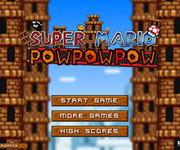 Super Mario pow pow pow