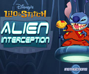 Lilo and Stitch Alien Interception