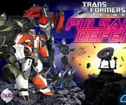 Transformers Prime Pulsar Defense
