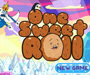 Adventure Time One Sweet Rool