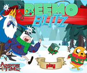 Adventure Time Beemo Blitz