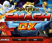 Ninjago Spinjitzu Smash DX