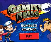 Gravity Falls Rumbles Revenge