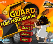 Guard Nail Household