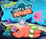 Spongebob Lights Out Patrick