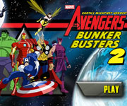 The Avengers Bunker Busters
