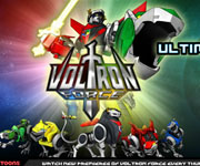 Voltron Force Ultimate Victory