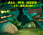All We Need Is Brain Level Pack