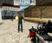 Warzone 3D First Strike