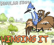 Regular Show Winging It