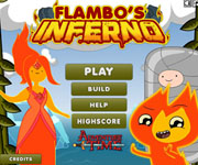 Adventure Time Flambos Inferno