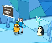 Adventure Time Legends Of Ooo