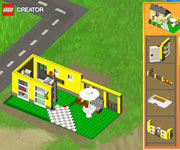 Lego Builders Island