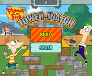 Phineas and Ferb Tower-Inator