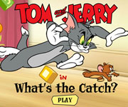 Tom and Jerry in Whats the Catch