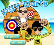 PSY Darts