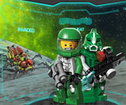 Lego Galaxy Squad Hive Invasion