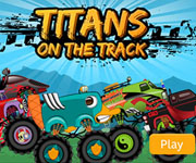 Disney XD Titans On The Track