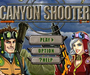 Canyon Shooter