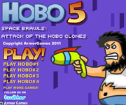 Attack of The Hobo Clones
