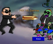 Psy Gangnam Style VS Zombies