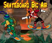 Skateboard Gig Air