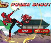 Power Rangers Shoot