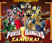 Rangers Together Samurai Forever 4