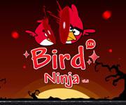 Angry Birds Ninja Fruit