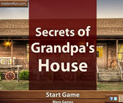 Secrets of Grandpas House