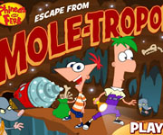 Escape From Moletropolis