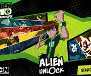 Ben 10 Omniverse Alien Unlock