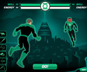 Green Lantern Boot Camp