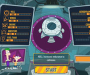 Phineas And Ferb Blast Off