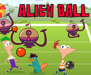 Phineas and Ferb Alien Ball