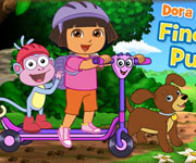 Dora Find the Puppies