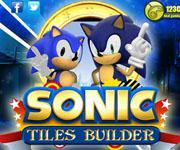 Sonic Tiles Builder