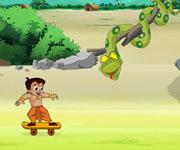 Chota Bheem Skate Board