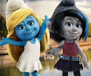 The Smurfs 2 Vexy Dress Up
