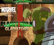 Hulk Planet Gladiator