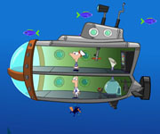 Phineas And Ferb Down Perry Scope