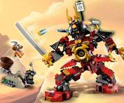 Ninjago Robot Samurai