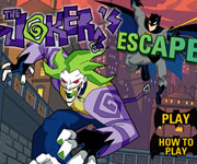 The Jokers Escape
