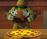Turtles Pizza Time