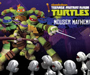 Turtles Mouser Mayhem!
