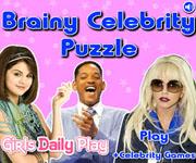 Brainy Celebrity Puzzle