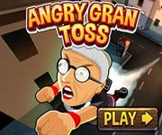 Angry Gran Toss