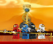 Ninjago Dragon Battleship Defense